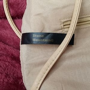 Stone Mountain Accessories Bags - Stone Mountain Soft Leather Shoulder Bag